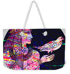 Princess In Moongarden Weekender Tote Bag