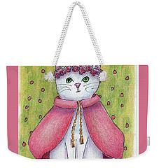 Princess Weekender Tote Bag by Terry Taylor