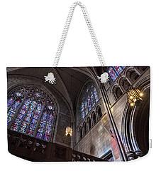 The Chapel At Princeton Weekender Tote Bag