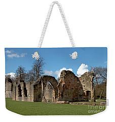 Priory Ruins Weekender Tote Bag