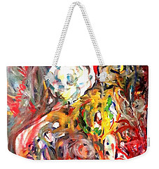 Prison Of Love 5 Weekender Tote Bag