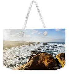 Pristine Tasmanian Coast Weekender Tote Bag