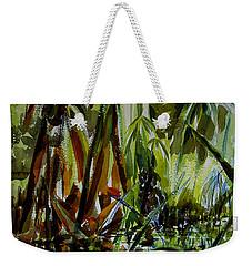 Pristine Waters Weekender Tote Bag