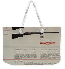 Private Weekender Tote Bag