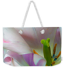 Private Showing Weekender Tote Bag