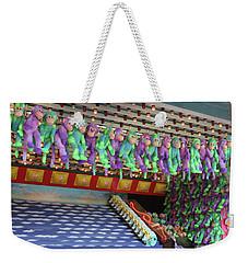 Prize Monkeys Weekender Tote Bag