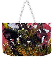 Procreation Weekender Tote Bag by Jasna Dragun