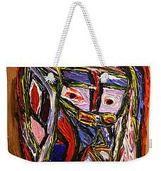 Professor Knowledge Weekender Tote Bag