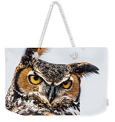Professor Wise Weekender Tote Bag