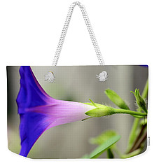 Weekender Tote Bag featuring the photograph Profile by Corinne Rhode