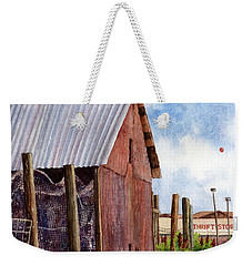 Progression Weekender Tote Bag by Anne Gifford