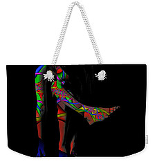 Projected Body Paint 2094973a Weekender Tote Bag