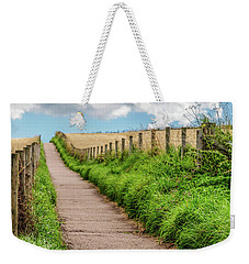 Promenade In Stonehaven Weekender Tote Bag