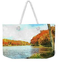 Promise Of Autumn Weekender Tote Bag