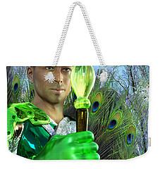 Promise Of Easter 2 Weekender Tote Bag by Suzanne Silvir