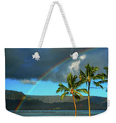 Weekender Tote Bag featuring the photograph Promise Of Hope by Lynn Bauer