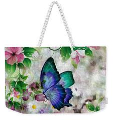 Promise Of Spring Weekender Tote Bag