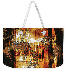 Prophecy Weekender Tote Bag by Paula Ayers