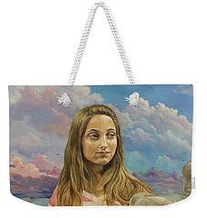 Prosperata Weekender Tote Bag
