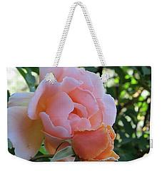 Protective Rose Weekender Tote Bag