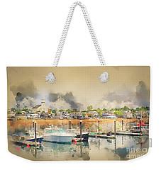 Provincetown Harbor Cape Cod Weekender Tote Bag