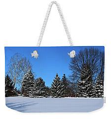 Provincial Pines Weekender Tote Bag