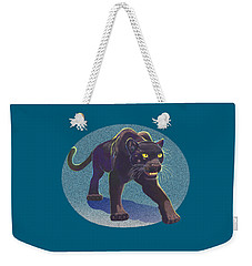 Black Panther Weekender Tote Bag