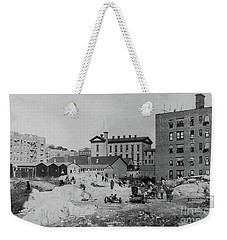 Weekender Tote Bag featuring the photograph Ps 52  by Cole Thompson