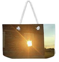 Psalm 113 3 Weekender Tote Bag