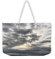 Psalm 19 Weekender Tote Bag