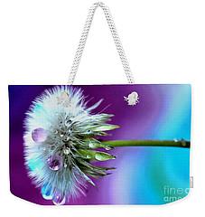 Psychedelic Daydream Weekender Tote Bag