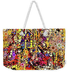 Psychedelic Fizzzz... Weekender Tote Bag