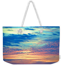 Psychedelic Weekender Tote Bag by  Newwwman