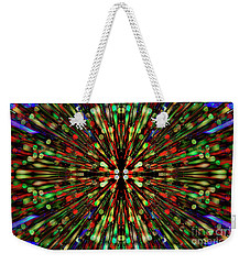 Weekender Tote Bag featuring the photograph Psychotomimetic.. by Nina Stavlund