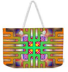 Psytechno Weekender Tote Bag
