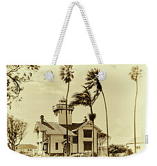 Pt. Fermin Lighthouse Weekender Tote Bag