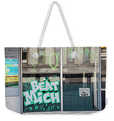 Pt O'maleys Beat Mich Weekender Tote Bag