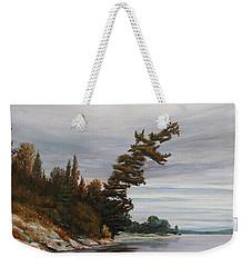 Ptarmigan Bay Weekender Tote Bag