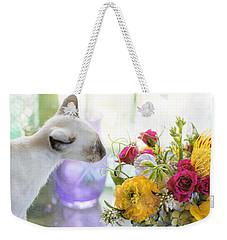 Pua Weekender Tote Bag