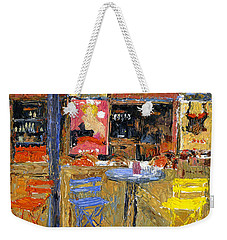 Spiler Pub In Gozsdu Court Weekender Tote Bag