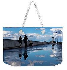 Puddle-licious Weekender Tote Bag