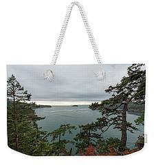 Pudget Sound Weekender Tote Bag