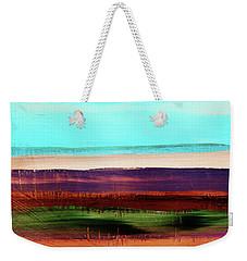 Pueblo 2- Art By Linda Woods Weekender Tote Bag