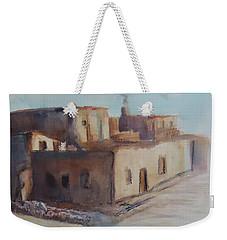 Pueblo After The Rain Weekender Tote Bag