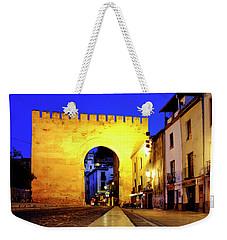 Puerta De Elvira Weekender Tote Bag by Fabrizio Troiani