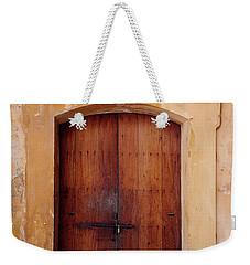 Puerta Vieja Weekender Tote Bag