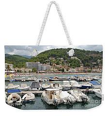 Puerto De Soller In Majorca Weekender Tote Bag