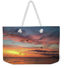 Puerto Vallarta Pelicans Weekender Tote Bag