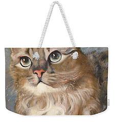 Puff  Ball Weekender Tote Bag