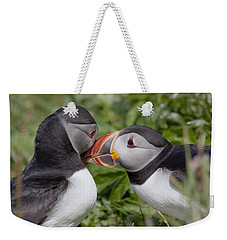 Puffin Love Weekender Tote Bag